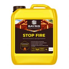 Огнебиозащита Stop Fire БАЙРИС 5 л