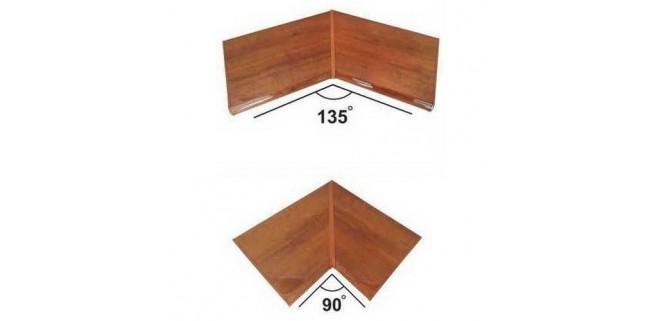 Соединение для подоконника 700 мм (углы  90 и 135)
