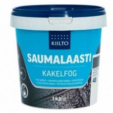 Фуга Kiilto Saumalaasti Замазка для швов, 1 кг