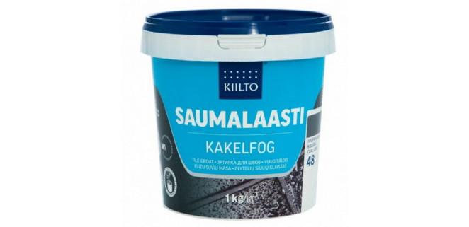 Фуга Kiilto Saumalaasti 31 светло-коричневый Замазка для швов 1–6 мм, 1 кг