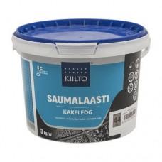 Фуга Kiilto Saumalaasti Замазка для швов 1–6 мм, 3 кг