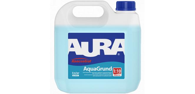 AURA Koncentrat Aquagrund 1:10 3 л