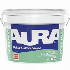 AURA Dekor Silikon Grund Грунт-краска с кварцевым песком 2,5 л