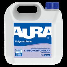 Aura Unigrund Basen Универсальный базовый грунт глубокого проникновения 10 л