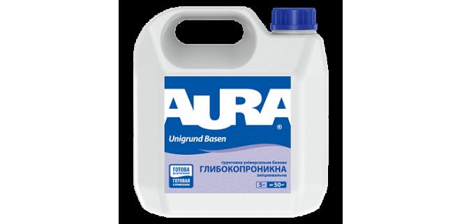 Aura Unigrund Basen Универсальный базовый грунт глубокого проникновения 5 л