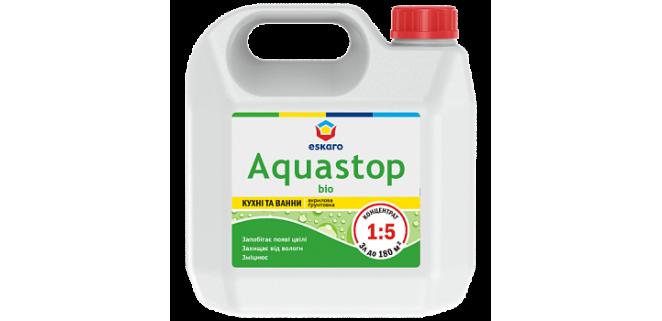 Eskaro Aquastop Bio грунт концентрат 1:5 3 л