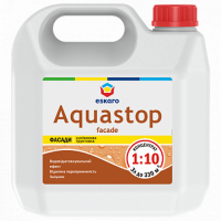 Eskaro Aquastop FACADE грунт концентрат 1:10 3 л