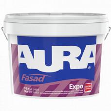 Универсальная краска Aura Fasad Expo 1 л (с IMOLD)