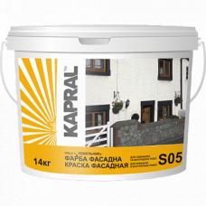 Фасадная краска Kapral S05 3,5 кг