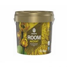 Eskaro Akzent Room TR матовая износостойкая интерьерная краска 0,9 л