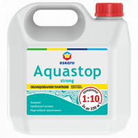 Eskaro Aquastop STRONG грунт концентрат 1:10 3 л