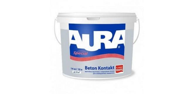 AURA Бетонконтакт с кварцевым песком 14 кг