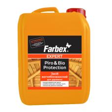 Farbex Средство огнебиозащитное для древесины 5 л