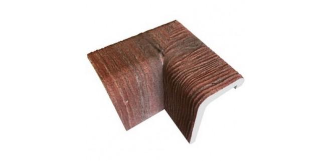 Термоугол Wood 20*170 мм