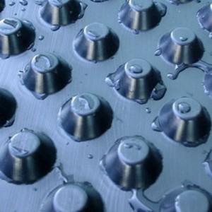 Изолит Profi Шиповидная геомембрана 0,6 мм (2х20 м)