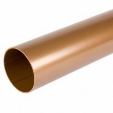 Труба водосточная 3 м ø90 BRYZA 125/90 медь