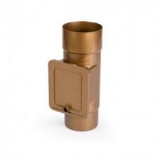 Люк для чистки 110 мм BRYZA 125/90 медь