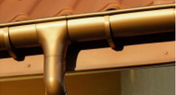 Водосточная система BRYZA 125/90 медь