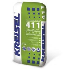 Крайзель 411 самовыравнивающаяся смесь для пола (5-35 мм)