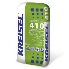 КРАЙЗЕЛЬ 410 смесь самовыравнивающаяся для пола (2-20 мм)