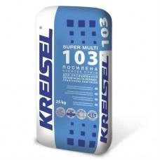 Крайзель 103 клей для плитки SUPER MULTI