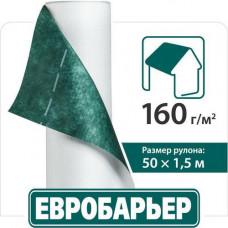 Евробарьер™ Q160 JUTA гидроизоляционная супердиффузионная подкровельная мембрана