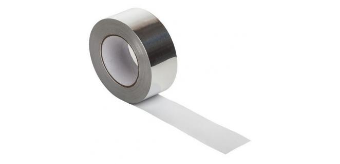 Fixit АЛ-1 односторонняя склеивающая алюминиевая лента 50 м