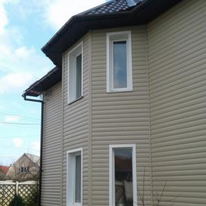 Панель FaSiding BlockHouse 3,66х0,23 м (4 цвета)