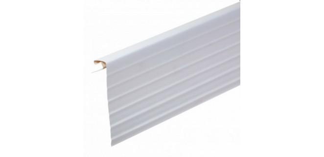 Планка фаска FaSiding WoodHouse 3,05 м Белая
