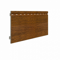 Панель фасадная FS-201 6 х 0,18 м Kerrafront Wood Design (золотой дуб)