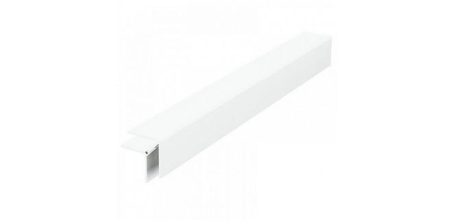 Угол универсальный FS-252 3 м Kerrafront Wood Design (белый)