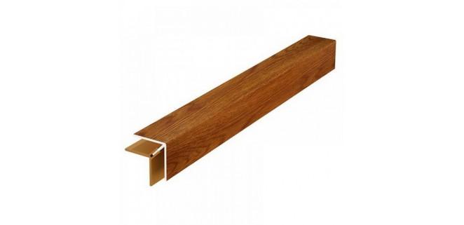 Угол универсальный FS-252 3 м Kerrafront Wood Design (золотой дуб)