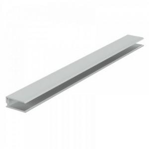 Финишная планка FS-252 3 м Kerrafront Wood Design (белый)