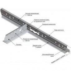 Профиль основной для подвесного потолка 3,6 м ОМиС