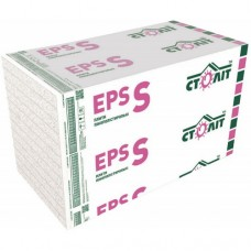 Пенопласт Столит EPS-S (М-15) 20 мм 1*1 м (30 шт/пачка)