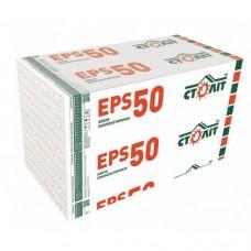 Пенопласт Столит EPS-50 Теплая стена (М-25) 20 мм 1*1 м (30 шт/пачка)