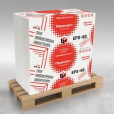 Пенопласт EPS 60 «Премиум» 1 м3