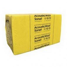 Профессиональная акустическая базальтовая вата AcousticWool Sonet 50 мм 48 кг/м3 6 м2