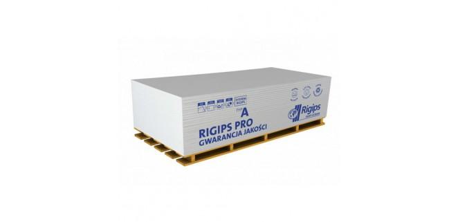 Гипсокартон стеновой 2,5 м RIGIPS PRO 1200*2500*12,5 мм