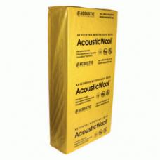 Профессиональная акустическая базальтовая вата AcousticWool Sonet F 20 мм 120 кг/м3 6 м2