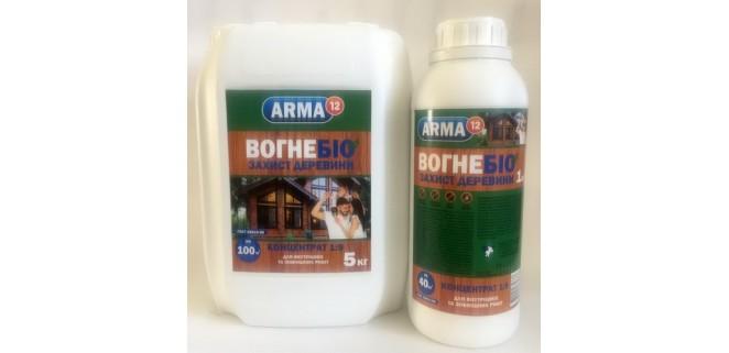 Арма-12 Биоогнезащитный препарат (концентрат 1:9) 1 кг