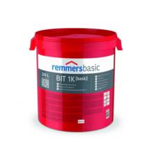 Remmers BIT 1K Мастика битумно-полимерная для гидроизоляции фундамента 30 л