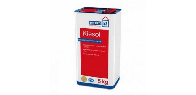 Remmers Kiesol Гидроизоляция проникающая концентрат для силикатизации 10 л