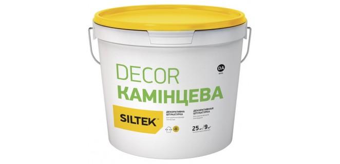 SILTEK DECOR Камешковая 1,5 мм белая (база DА)