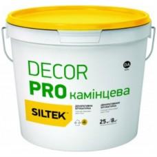 SILTEK DECOR PRO Камешковая 1,5 мм белая (база DА)