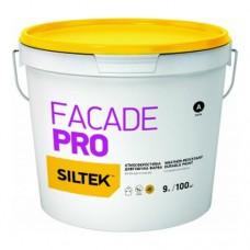 Краска фасадная SILTEK Facade Pro 9 л