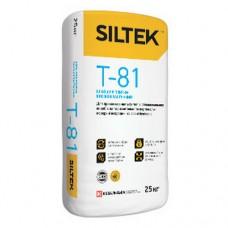 SILTEK Т-81 клей для плитки высокоэластичный