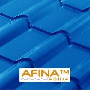 Металлочерепица Афина 350/15 полиэстер 0,45 мм Китай OPTIMA STEEL™