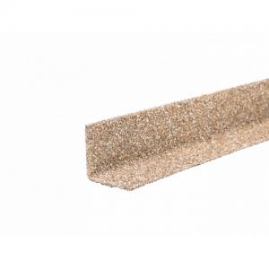Уголок металлический внутренний 50*50*1250 HAUBERK ТехноНИКОЛЬ: обожжённый, терракотовый, песчаный, бежевый, мраморный, античный