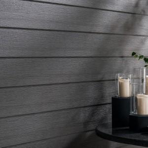 Панель фасадная FS-201 6 х 0,18 м Kerrafront Wood Design (белый)